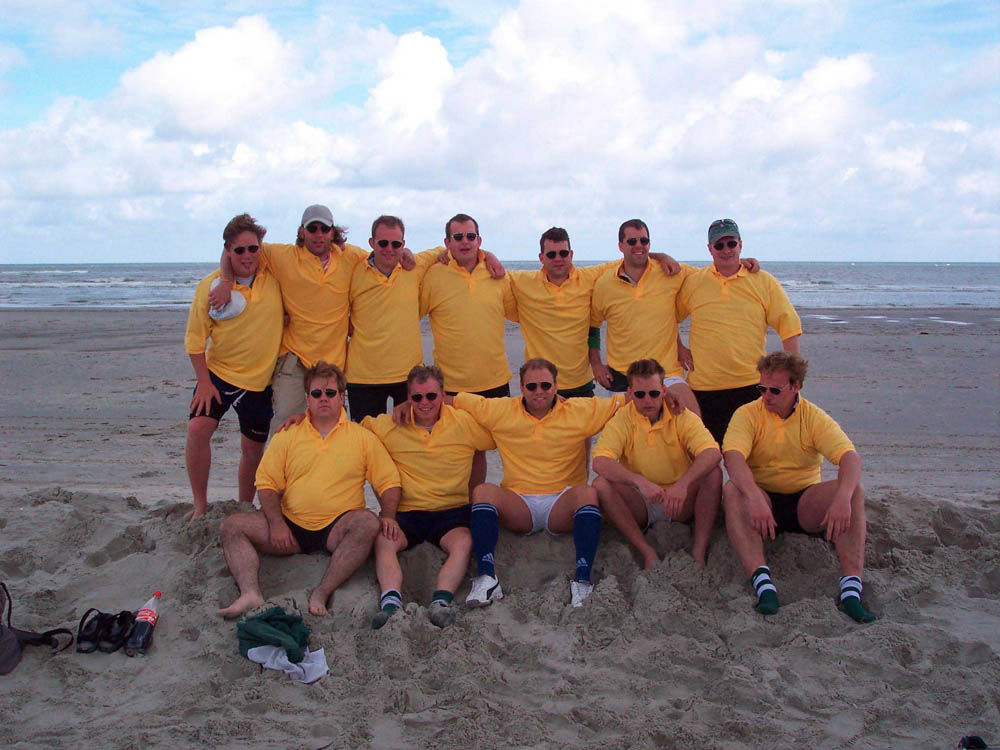 Oldfants Ameland Beachrugby Eindhoven Rugby Nederland